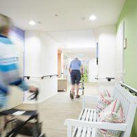 Soziales Bauen - Wohnen im Alter